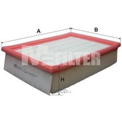 Фильтр воздушный (M-Filter) K214