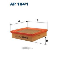 Фильтр воздушный Filtron (Filtron) AP1041