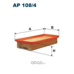 Фильтр воздушный Filtron (Filtron) AP1084