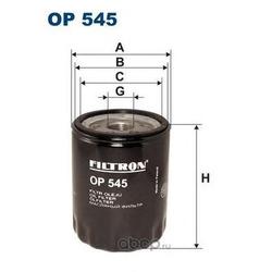 Фильтр масляный Filtron (Filtron) OP545