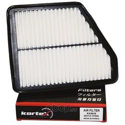 Фильтр воздушный SUZUKI GRAND VITARA 1.6-2.0 05- (KORTEX) KA0084