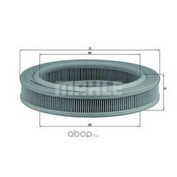 Воздушный фильтр (Mahle/Knecht) LX431