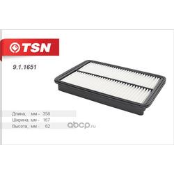 Фильтр воздушный (TSN) 911651