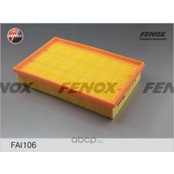 Воздушный фильтр (FENOX) FAI106
