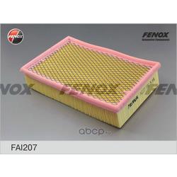 Воздушный фильтр (FENOX) FAI207