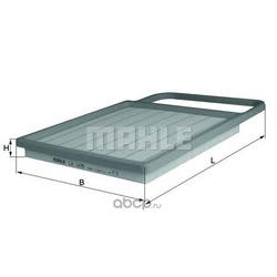 Воздушный фильтр (Mahle/Knecht) LX1475