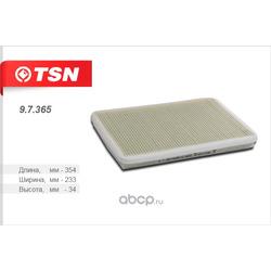 Фильтр салона (TSN) 97365