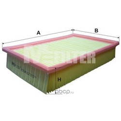 Фильтр воздушный (M-Filter) K204