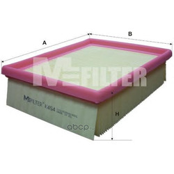 Фильтр воздушный (M-Filter) K454