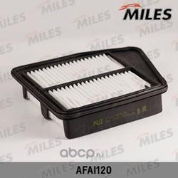 Фильтр воздушный HONDA ACCORD 2.4 08- (Miles) AFAI120