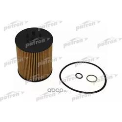 Фильтр масляный BMW: 5 03-, 5 Touring 04-, 6 04-, 6 кабрио 04-, 7 01-, X5 03- (PATRON) PF4009