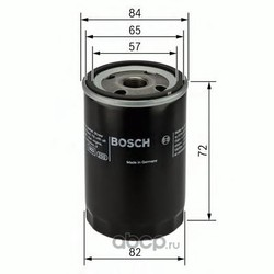 Фильтр маслянный (Bosch) 0986452019