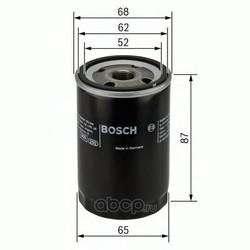 Масляный фильтр (Bosch) 0986452060