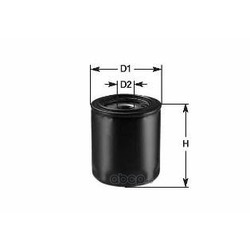Масляный фильтр (Clean filters) DO324
