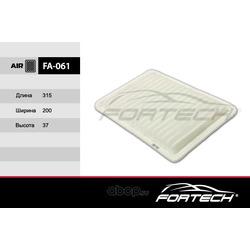Фильтр воздушный (Fortech) FA061