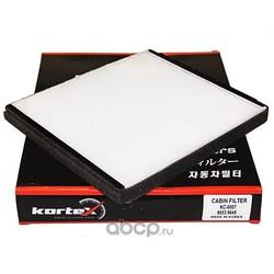 Фильтр салонный CHEVROLET AVEO 05- (KORTEX) KC0007