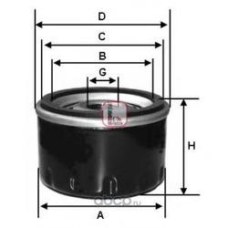 Масляный фильтр (SOFIMA) S3418R