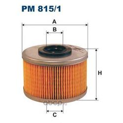 Фильтр топливный Filtron (Filtron) PM8151