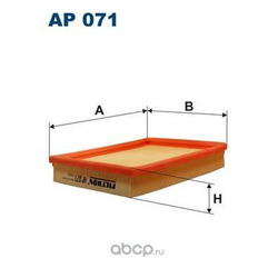 Фильтр воздушный Filtron (Filtron) AP071