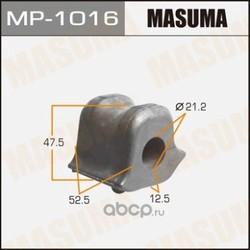 Втулка резиновая СПУ (Masuma) MP1016