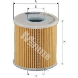 Фильтр масляный (M-Filter) TE639
