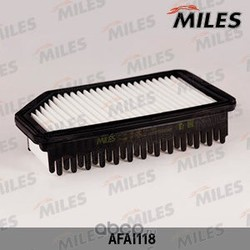 Фильтр воздушный HYUNDAI SOLARIS 10-/KIA RIO IV 11- (Miles) AFAI118
