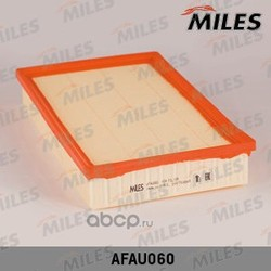 Фильтр воздушный FORD FOCUS 1.4-2.0 04-/VOLVO C30/S40/V50 1.6-2.0 04- (Miles) AFAU060