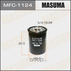 Фильтр масляный (Masuma) MFC1124