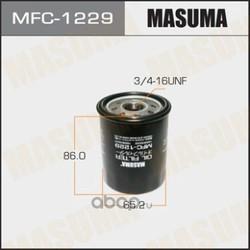 Фильтр масляный (Masuma) MFC1229