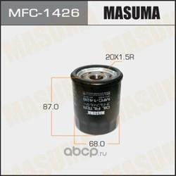 Фильтр масляный (Masuma) MFC1426