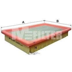 Фильтр воздушный (M-Filter) K402