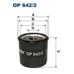 Фильтр масляный Filtron (Filtron) OP6422