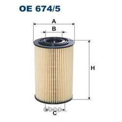 ФИЛЬТР МАСЛЯНЫЙ (Filtron) OE6745