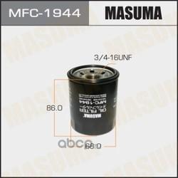 Фильтр масляный (Masuma) MFC1944