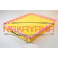 Фильтр воздушный OPEL ASTRA 98- (NAKAYAMA) FA477NY