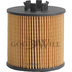 Фильтр масляный двигателя (Goodwill) OG200ECO