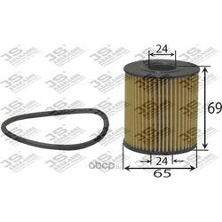 Фильтр масляный элемент (JS Asakashi) OE42001