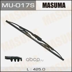 MU-017S щетка! 425mm под крючок эконом (Masuma) MU017S