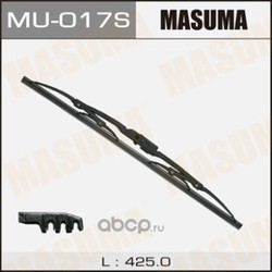 Щетка! 425mm под крючок эконом (Masuma) MU017S