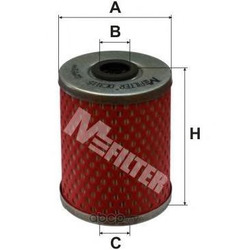 Фильтр топливный (M-Filter) DE3115