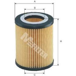 Фильтр масляный (M-Filter) TE625