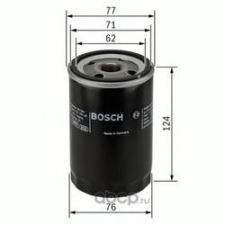 Масляный фильтр (Bosch) 0451103259
