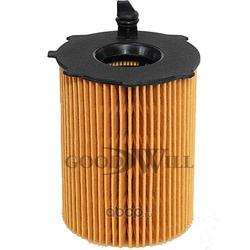 Фильтр масляный двигателя (Goodwill) OG120ECO