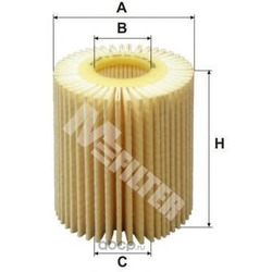 Фильтр масляный (M-Filter) TE4005
