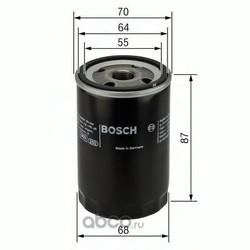 Фильтр масляный (Bosch) 0986452041
