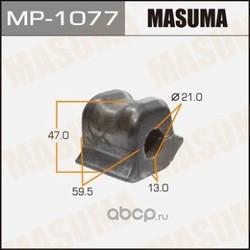 Втулка резиновая СПУ (Masuma) MP1077
