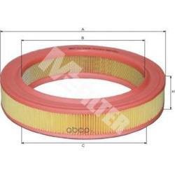 Фильтр воздушный (M-Filter) A127