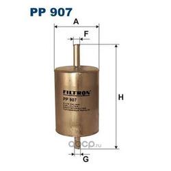Фильтр топливный Filtron (Filtron) PP907