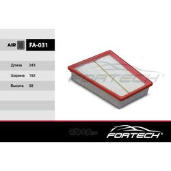 Фильтр воздушный (Fortech) FA031