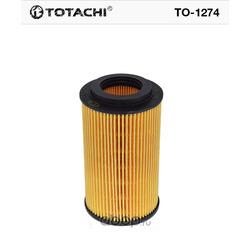 Масляный фильтр (TOTACHI) TO1274